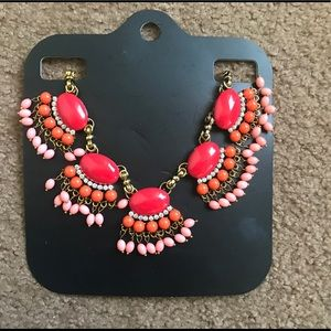 Jewelry - Beautiful red afghan tribal Kuchi necklace